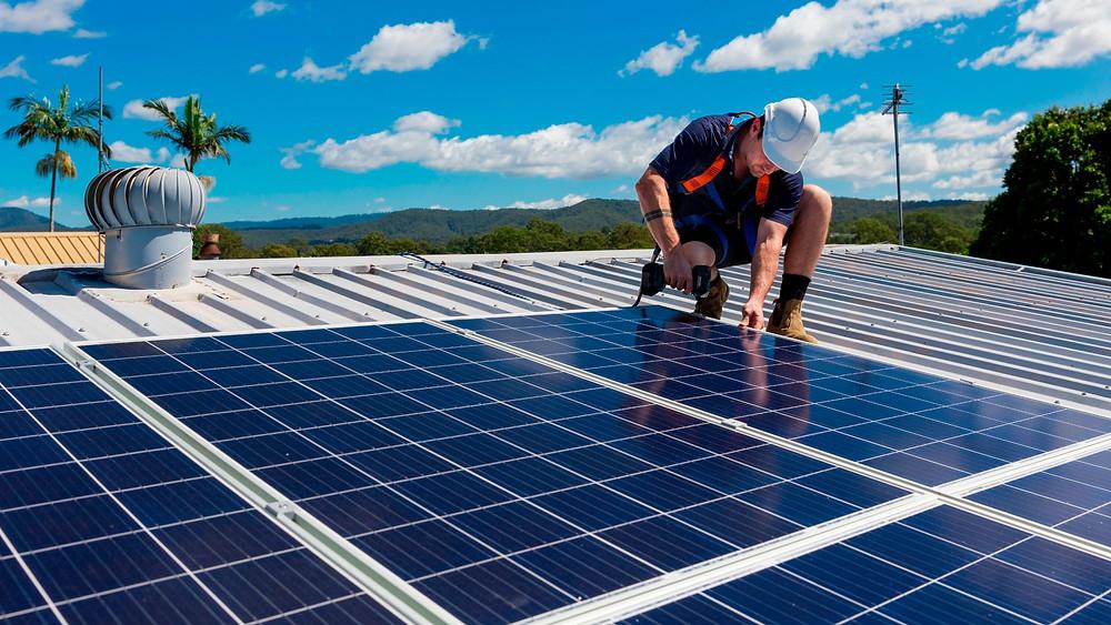 Paneles solares para casa costo