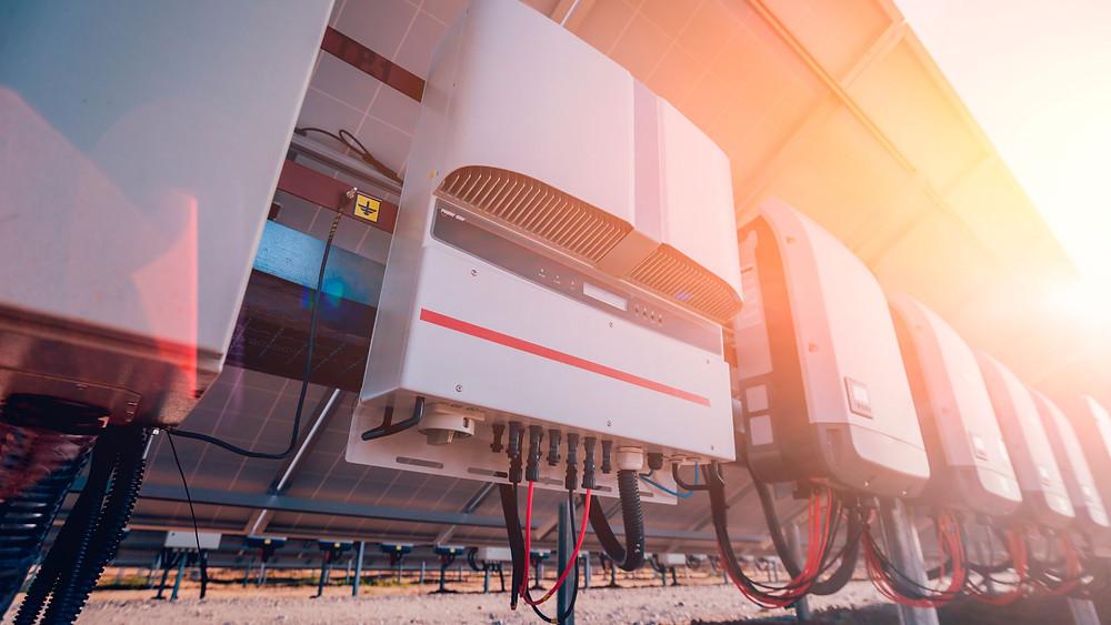 Inversores solares fotovoltaicos en México - Enersing