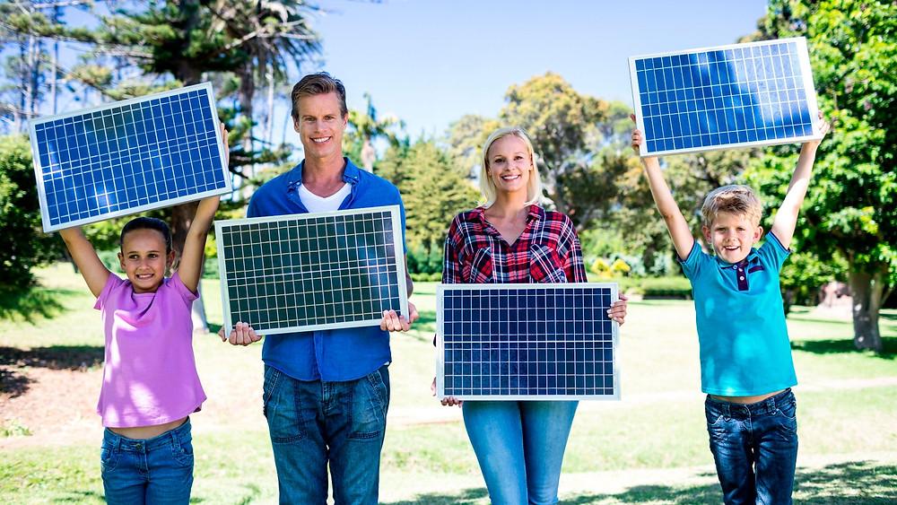 ¿Para qué sirven los paneles solares y cómo funcionan? - Enersing