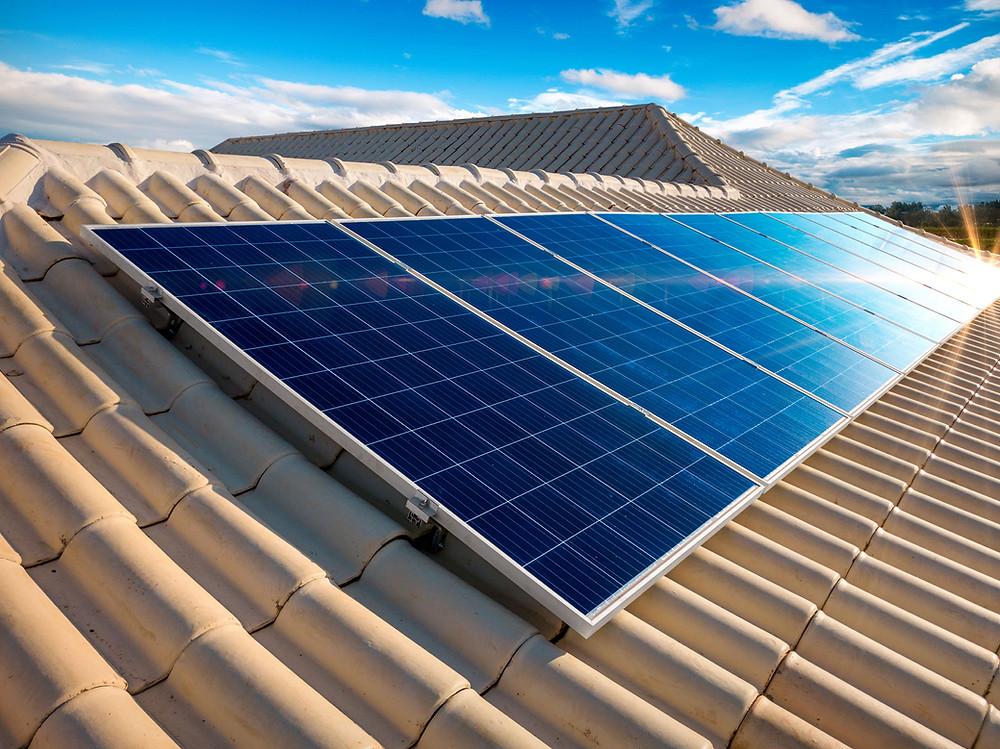 Dimensionamiento de paneles solares