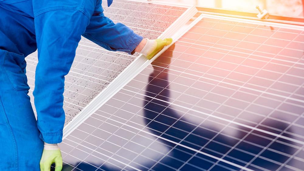Tipos de módulos fotovoltaicos en México - Enersing