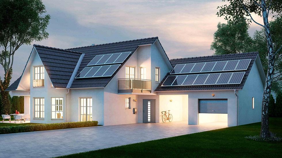 Paneles solares en México - Enersing