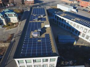 Empresa de paneles solares