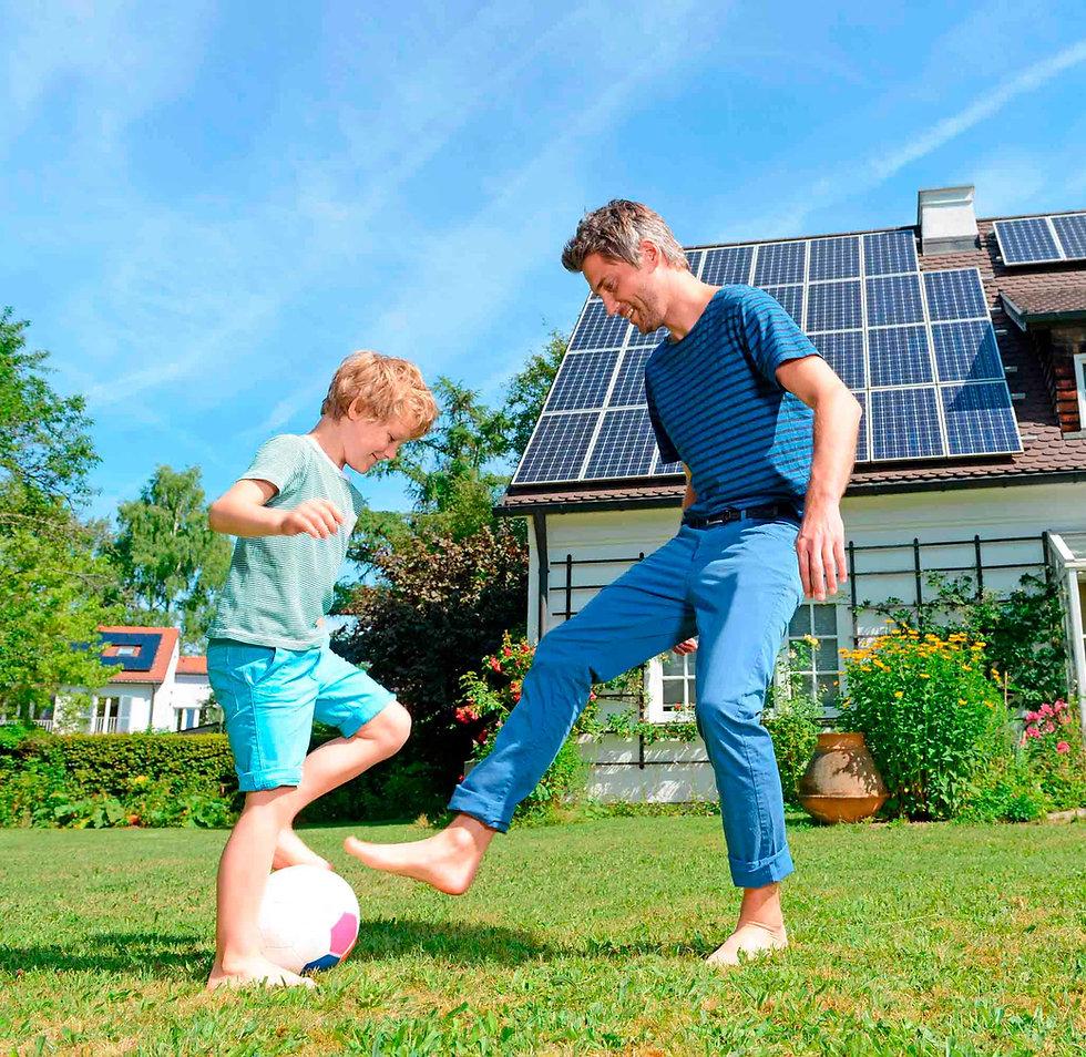 Informes sobre paneles solares - Enersing