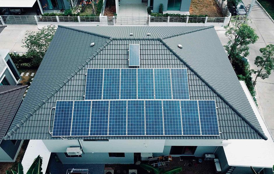 Financiamiento de paneles solares en México - Enersing