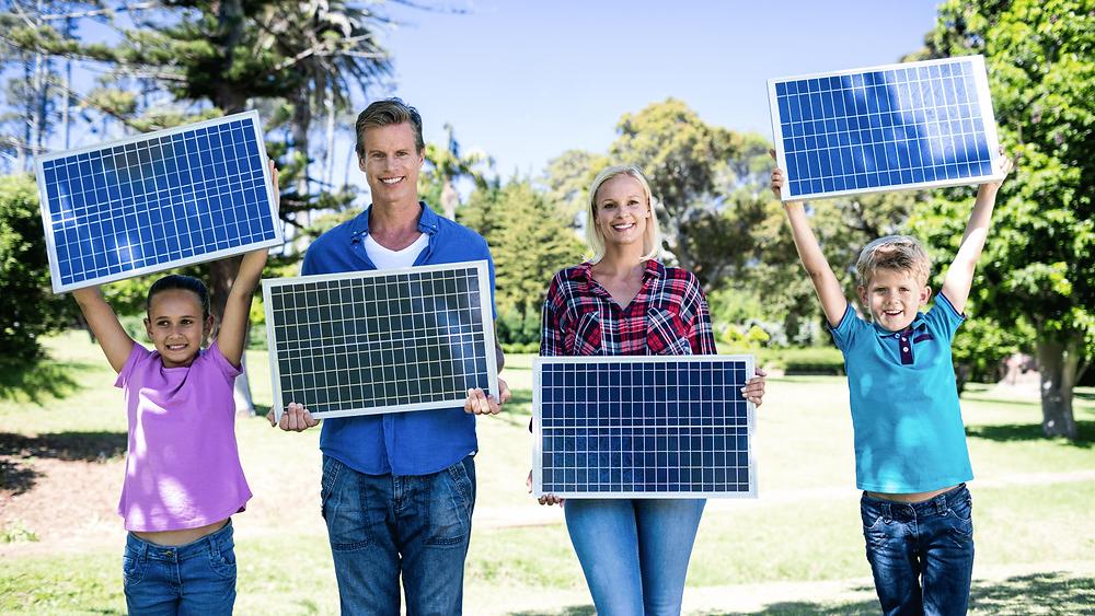 Paneles solares para casa en ciudad de México