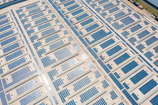 Venta de energia con paneles solares (PPA Solar) - Enersing
