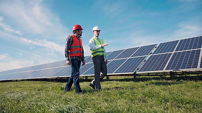 Experiencia técnica en paneles solares - Enersing
