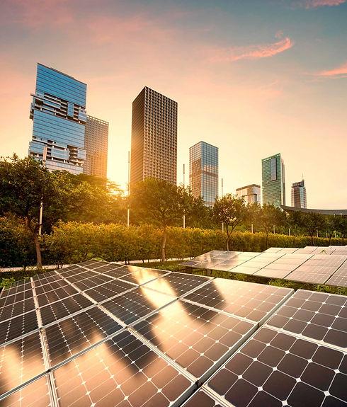 Paneles solares en Ciudad de México - Enersing