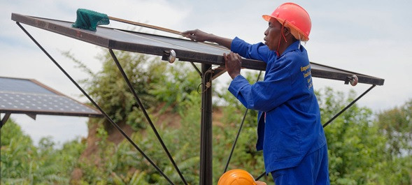 Empresas de mantenimiento de paneles solares