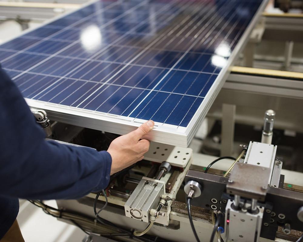 Paneles solares TIER 1 en México