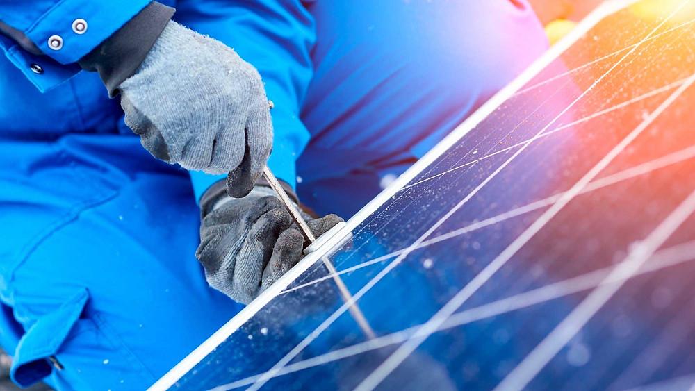 Paneles solares costos en México