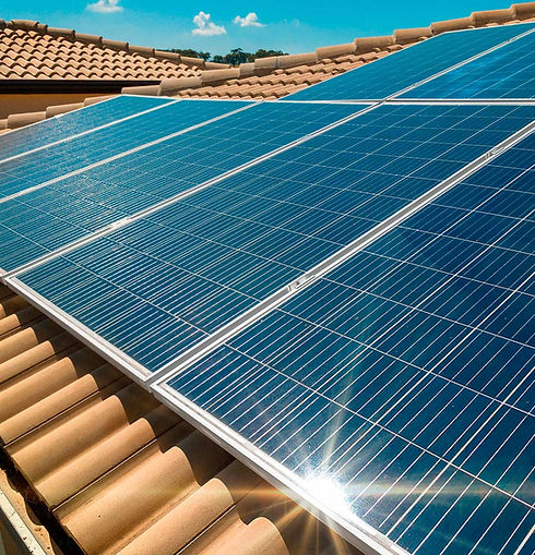 Paneles solares en Puebla - Enersing
