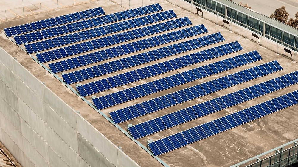Venta de paneles solares - Enersing