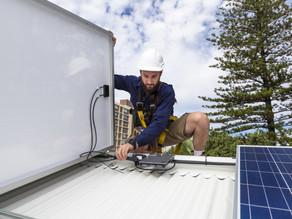 Tipos de paneles solares que existen