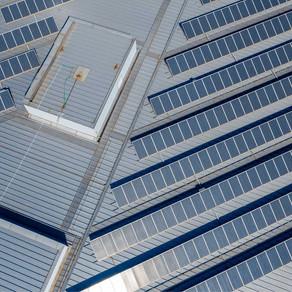 Sin inversión y con ahorros inmediatos: Paneles solares para empresas