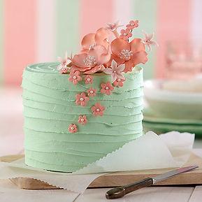 春のwilton大阪(ウィルトン)デコレーションケーキ