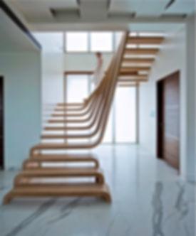 Araujo escalera