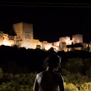Fotografo Alhambra boda