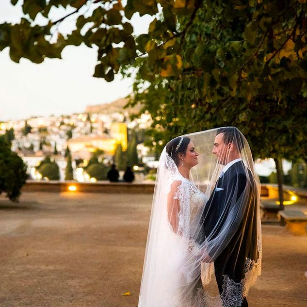 Fotografos boda Granada