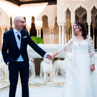 Fotografo Alhambra bodas
