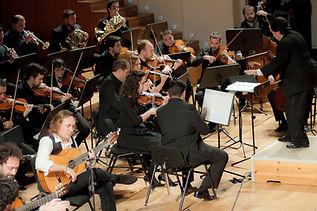 Reportaje Vicente Amigo y Orquesta Sinfónica Granada