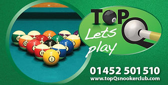Pool and Snooker Club | Top Q Snooker Club | Gloucester