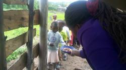 Lunchtime at Anfield Kasambya