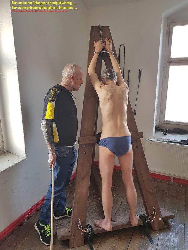 For us the prisoners discipline is impor