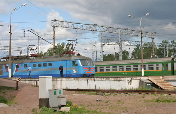 Vyborg trains.jpg