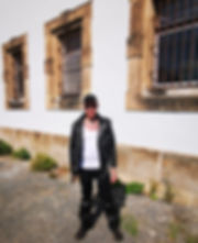 Nick in leather Grossenhain August 19 20