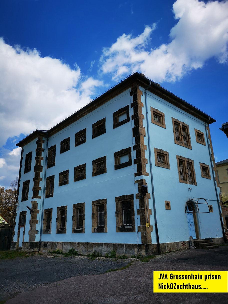 JVA Grossenhain prison [2] May 8 2021 12
