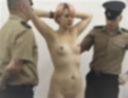 coloured hair girl prison strip search.j
