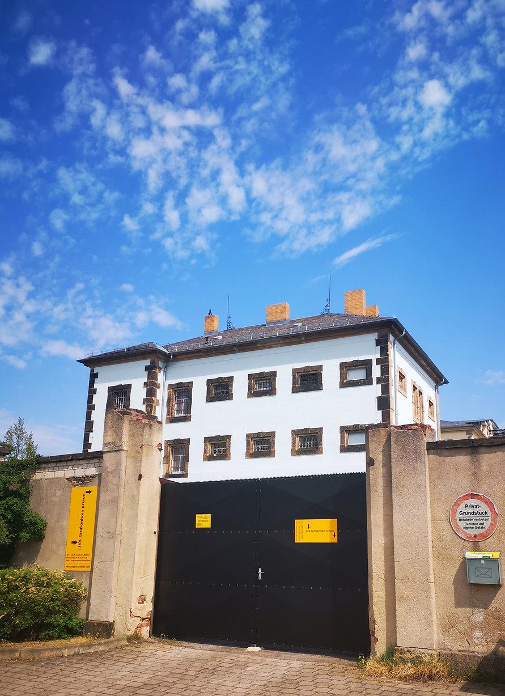 JVA Grossenhain prison April 24 2020 133
