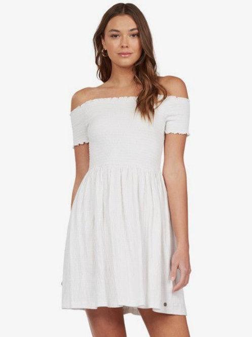 Roxy off the shoulder dress