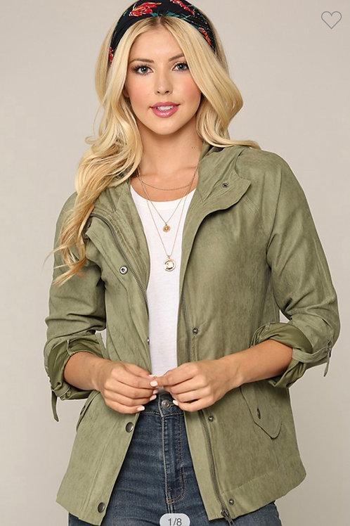 Safe utility jacket