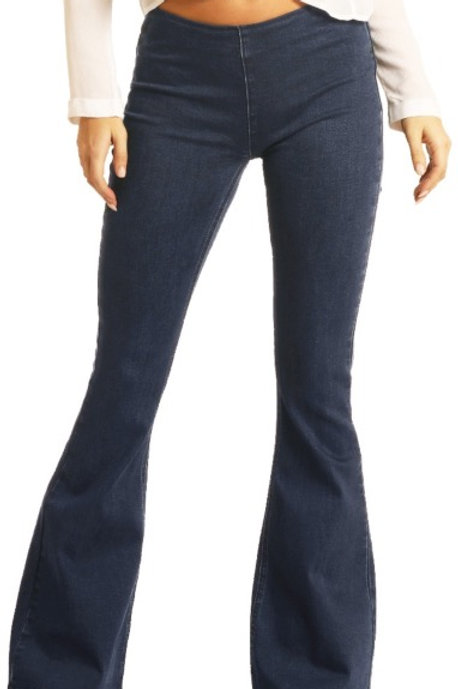 Rock & Roll Cowgirl bargain bell bottoms