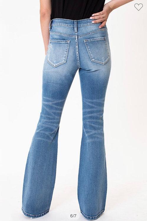 Kan can ultra high rise trouser Jean