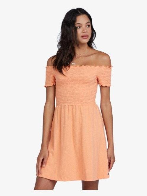 Roxy Hangin Off the Shoulder dress