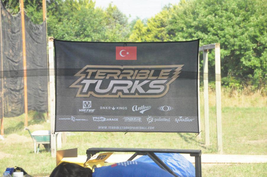 Terrible Turks Paintball Takımı