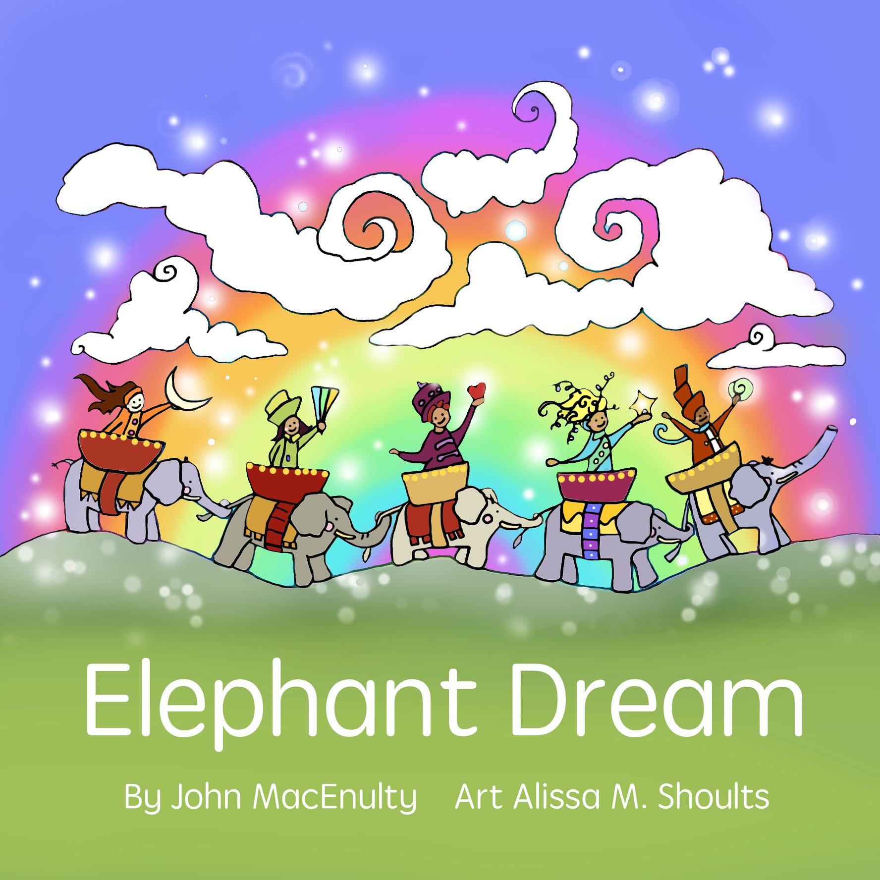 Elephant Dream Book