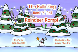 The Rollicking Rock N' Roll Reindeer