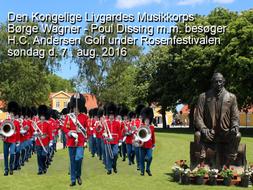 Rosenfestival H. C. Andersen Golf -