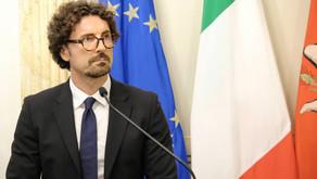 EVENTO: PARLA L'EX MINISTRO DANILO TONINELLI
