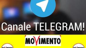 CANALE TELEGRAM DEL M5S CREMASCO ATTIVO