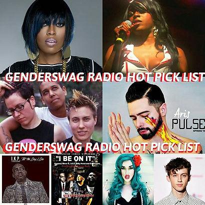 GENDERSWAG RADIO HOT PICK_Genderswag Rad
