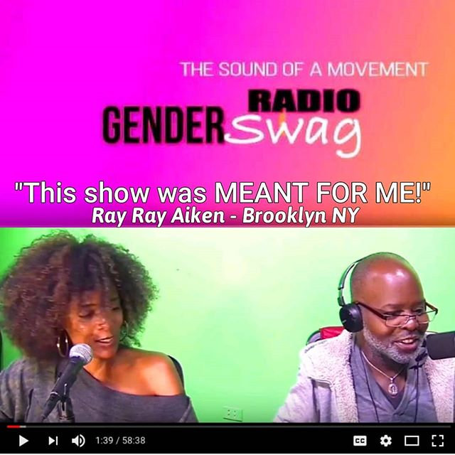 This episode of Genderswag Radio is prob