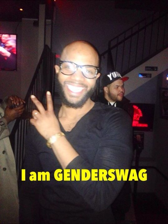 Welcome to the new faces of GENDERSWAG!™
