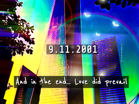 9.11.2020 FINDING PEACE 19 YEARS AND COUNTING.