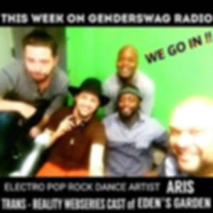THIS WEEK ON GENDERSWAG RADIO! TRANS - R
